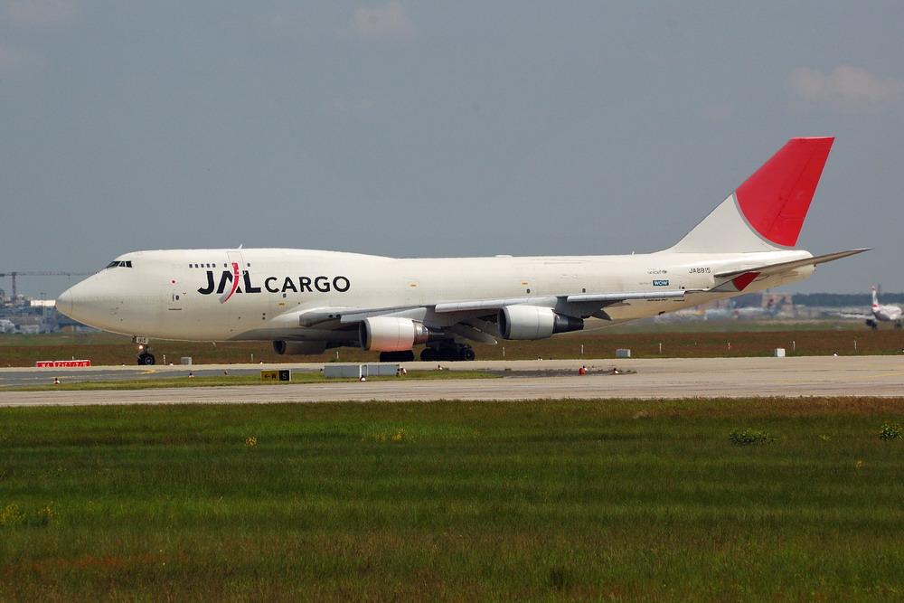JA8915 / Japan Airlines - JAL Cargo / Boeing 747-446