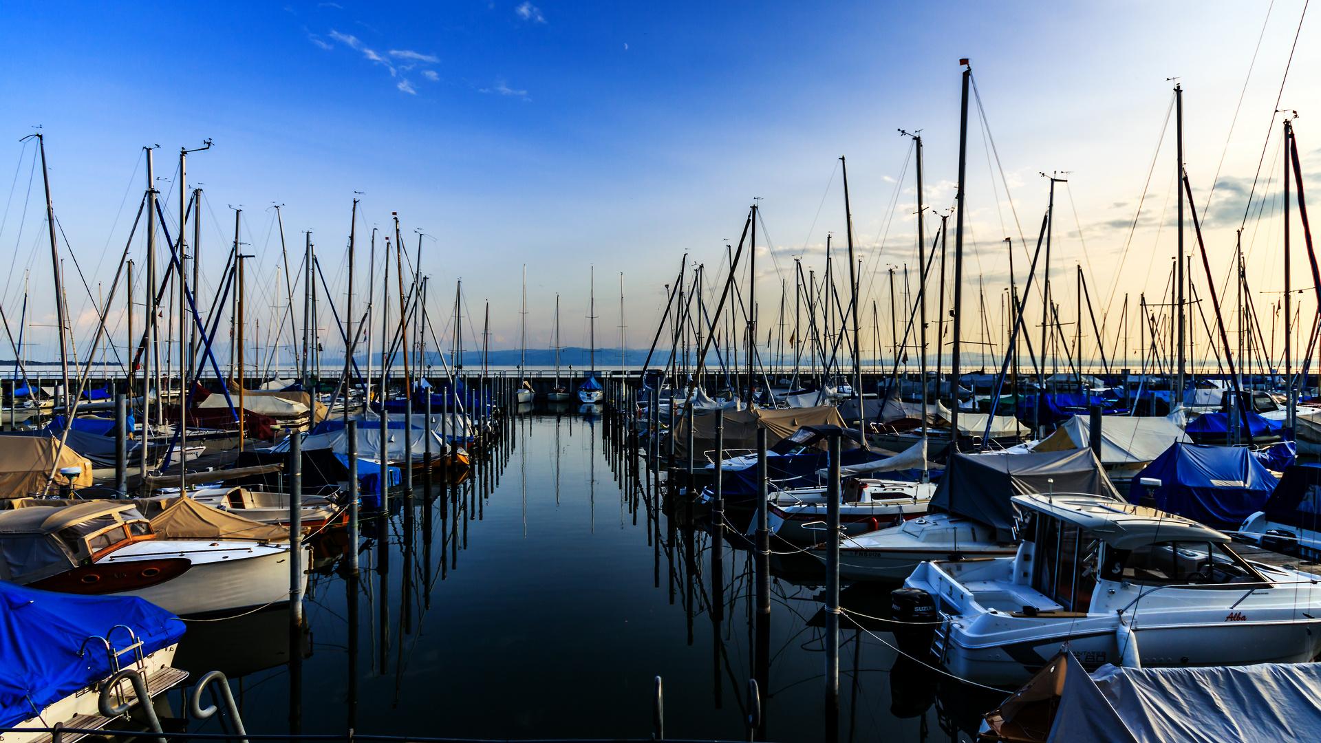 Jachthafen Friedrichshafen_1