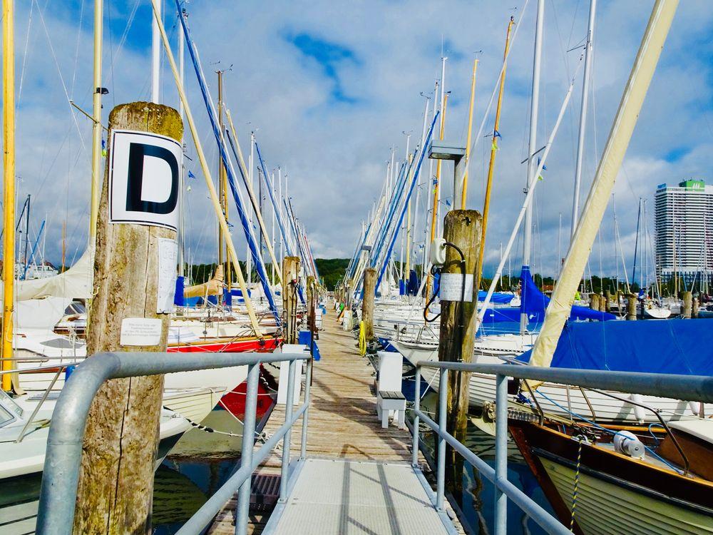 Jachthafen Lübeck Priwall