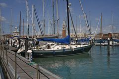 Jachthafen von Giudecca