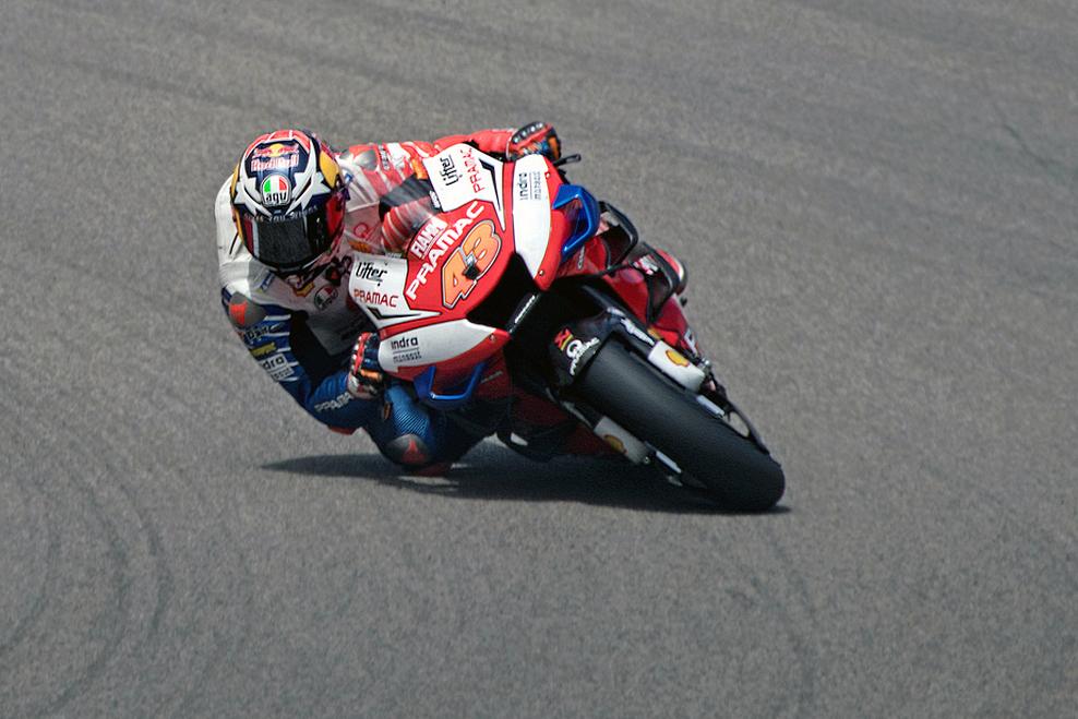 Jack Miller siegt in Jerez