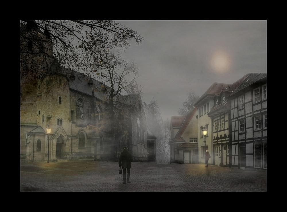 Jack the Ripper..