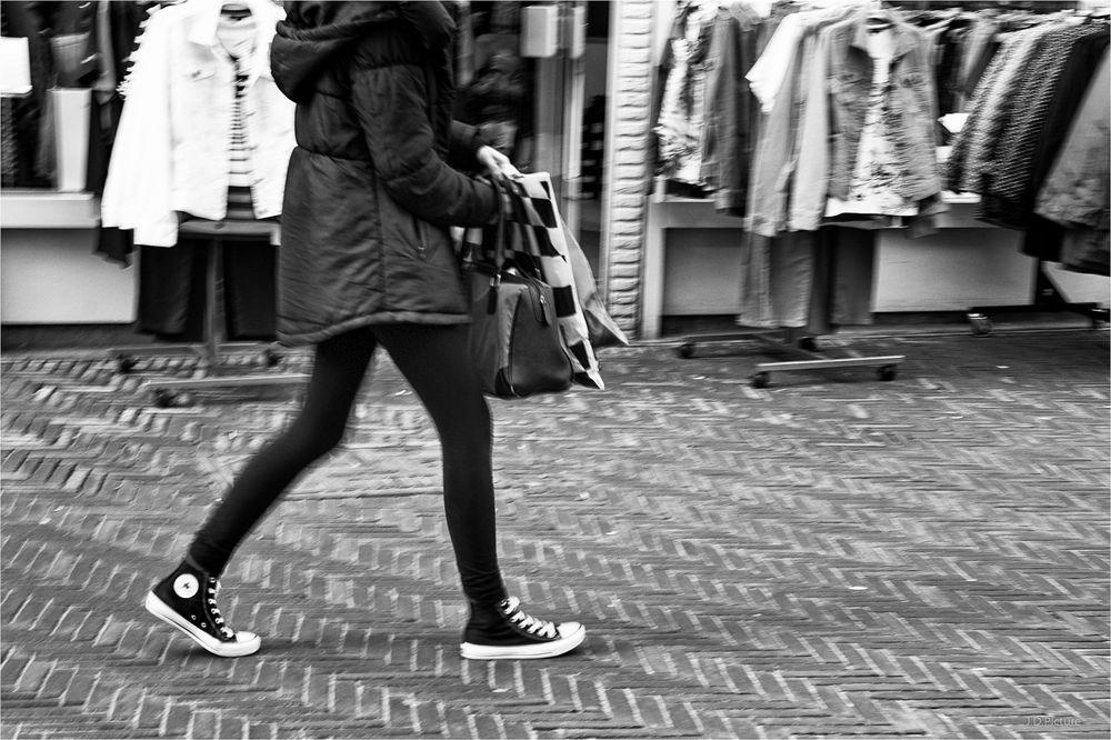 Jacken,Taschen,Tüten und ....