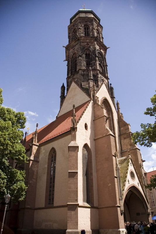 Jacobi Kirche in Göttingen
