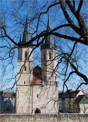 Jacobikirche in Mühlhausen