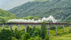 Jacobite Steam Train – der Harry Potter-Zug