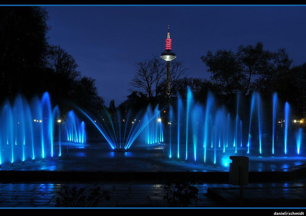 Jacques Fournier: Oktagonbrunnen