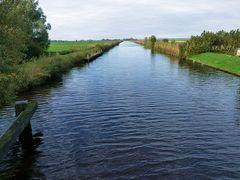Jade - Ems - Kanal bei Dykhausen