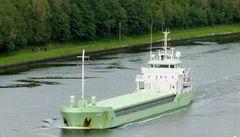 Jade - Frachtschiff