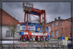 """Jade Weser Port"" ..."