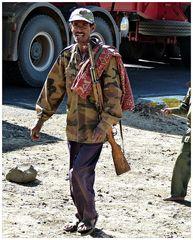Jäger in Äthiopien..............