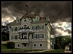 Jägerhaus ...