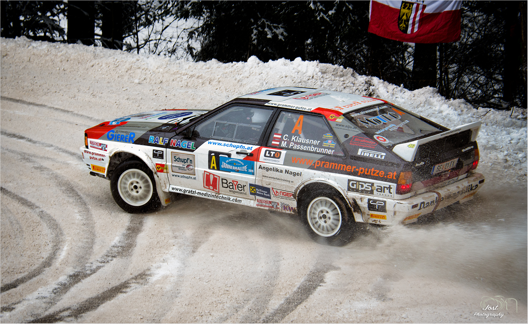 Jänner-Rallye 2019