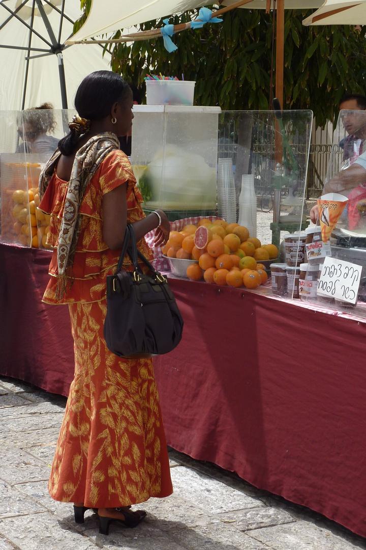 Jaffa - Orangen