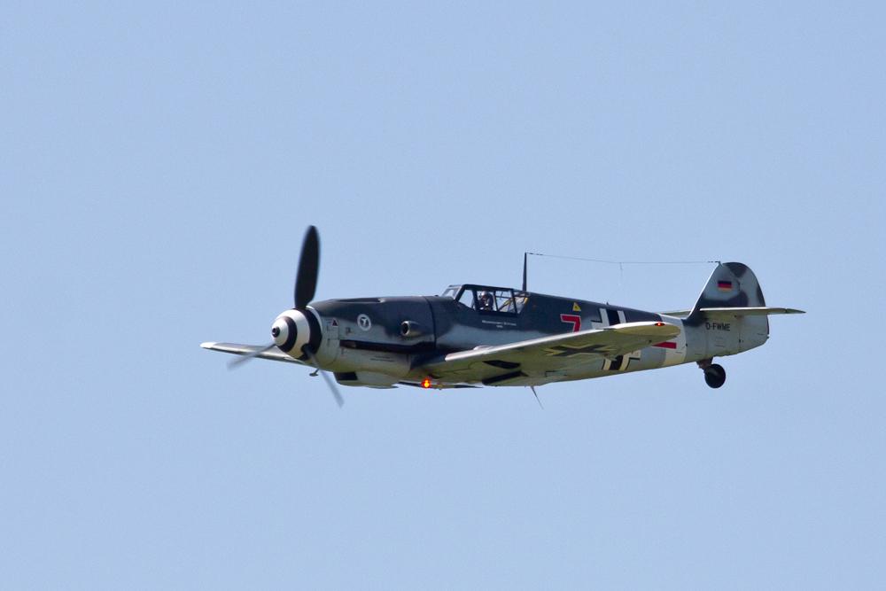 Jagdflieger - Messerschmitt Me 109 G-4