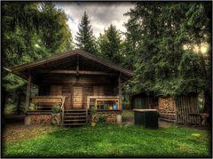 Jagdhütte zu Weischlitz