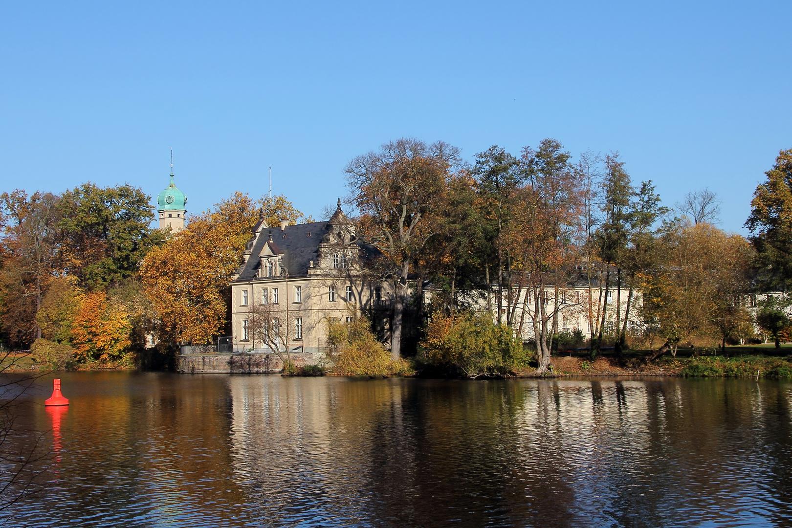 Jagdschloss an der Havel