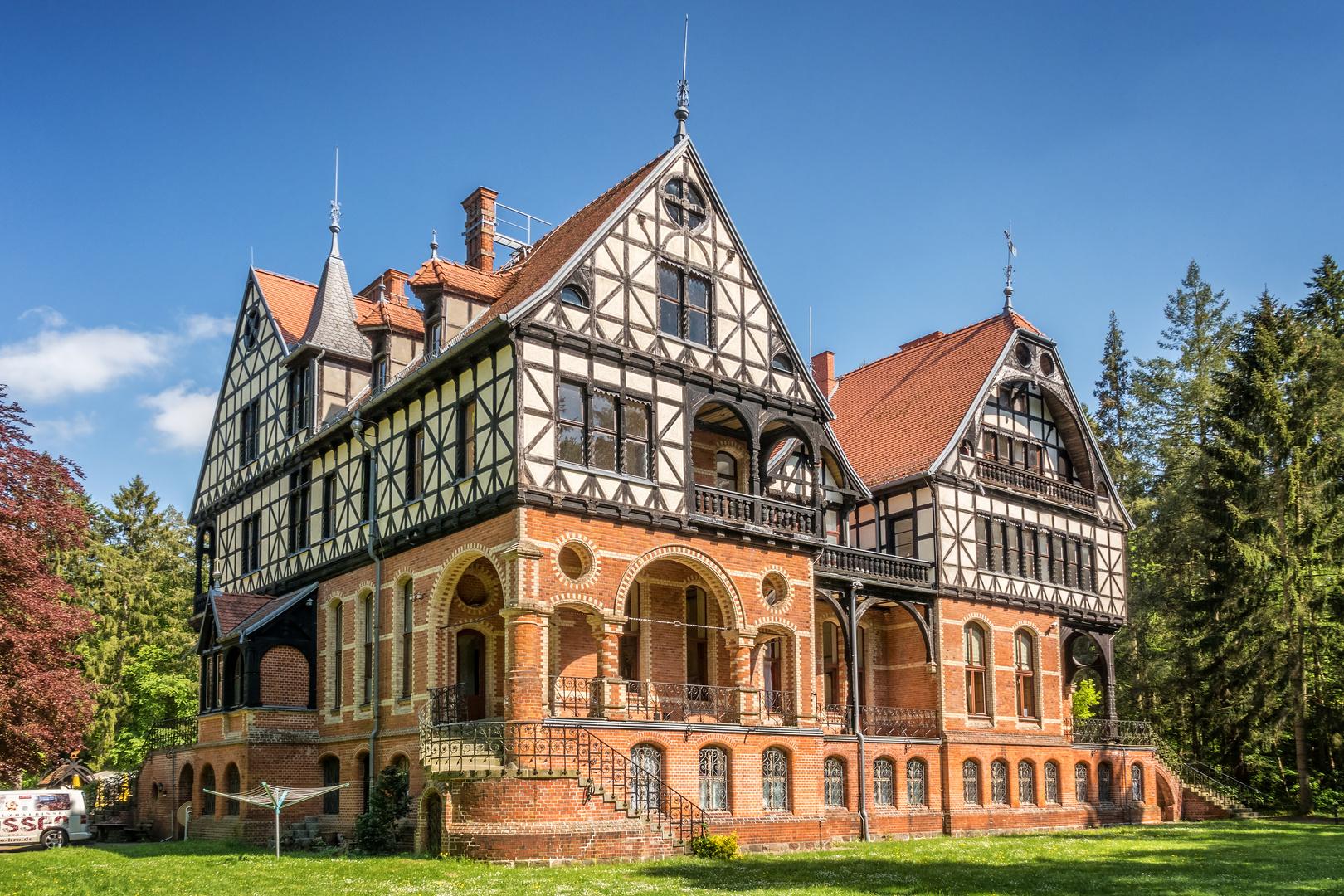 Jagdschloss Gelbensande