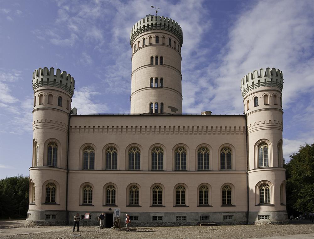 Jagdschloß Granitz auf Rügen