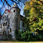Jagdschloß Holzberghof Rhön
