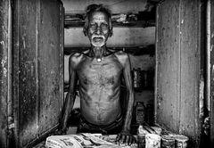 Jagjit from Moonpur village