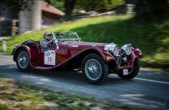 Jaguar auf 4 Räder ...