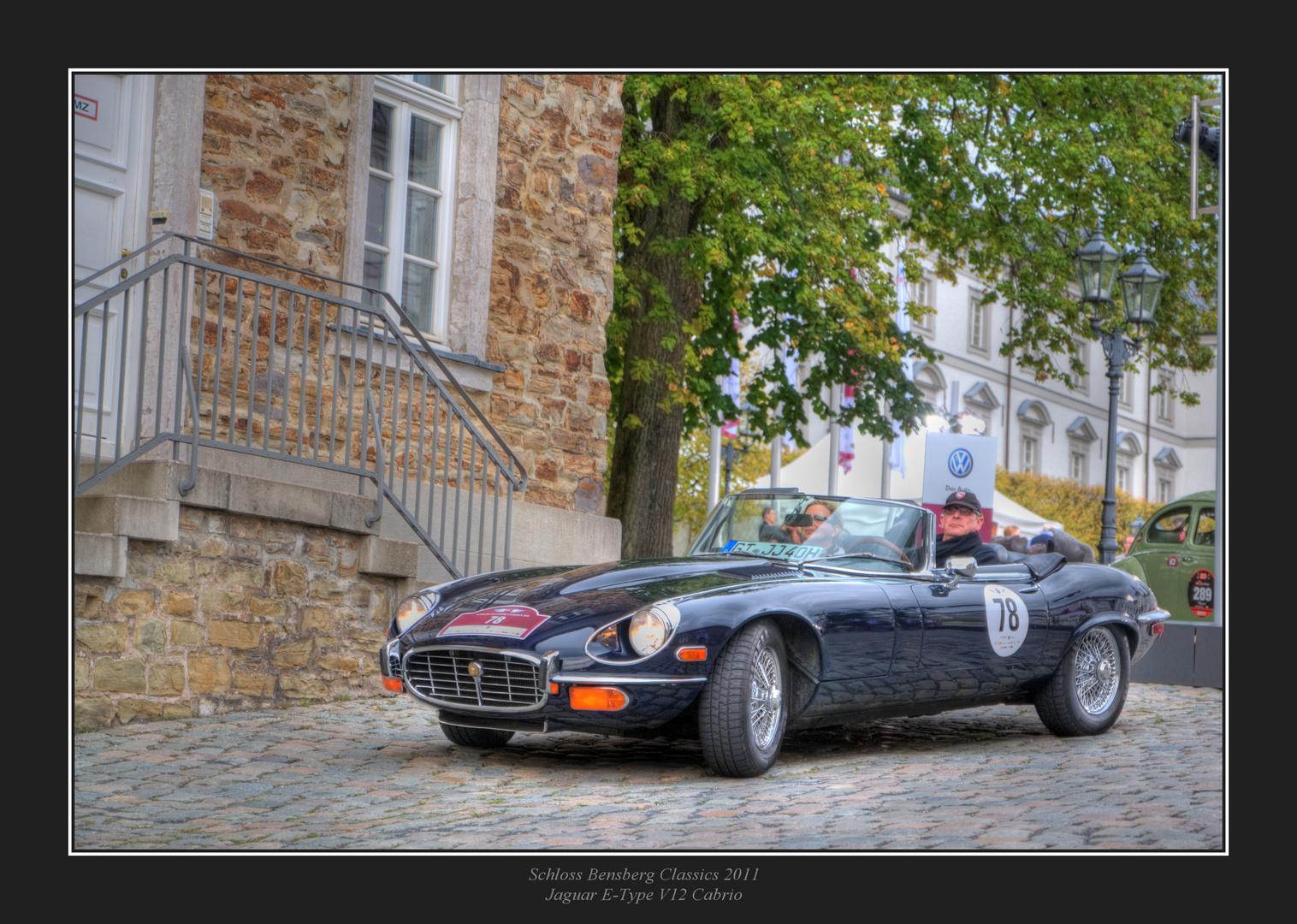 Jaguar E Type Foto Bild Autos Zweirader Oldtimer Youngtimer