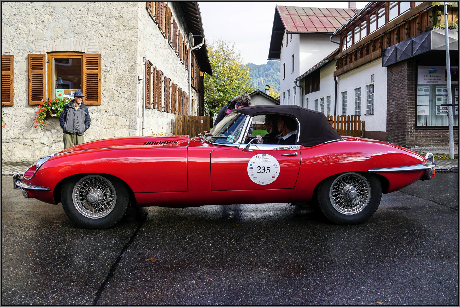 jaguar e type roadster foto bild oldtimer fahrzeuge. Black Bedroom Furniture Sets. Home Design Ideas