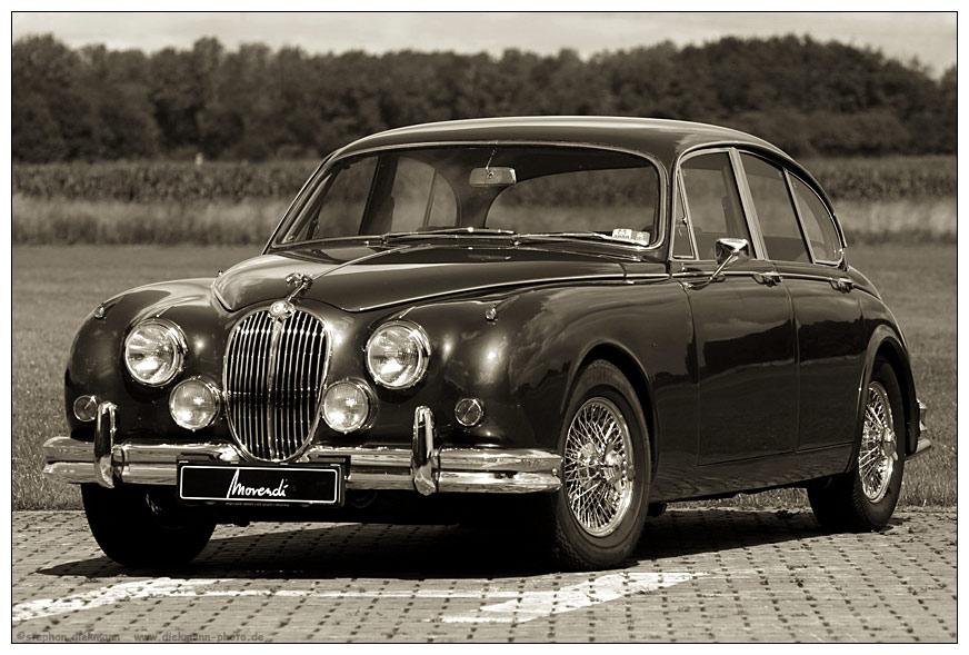 Jaguar MK II 3,8 Litre