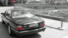 Jaguar partial red!