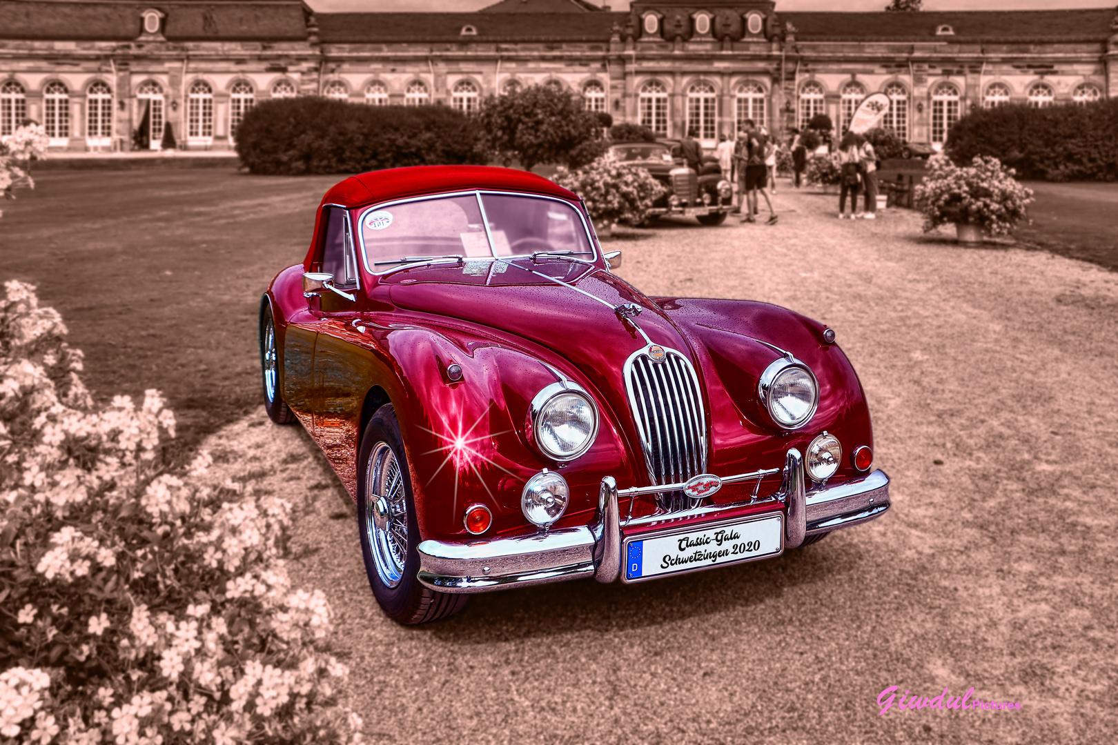Jaguar Roadster XK 140 (BJ 1954)