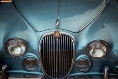 Jaguar S-Type 1964 bei Classic Cars Schwetzingen