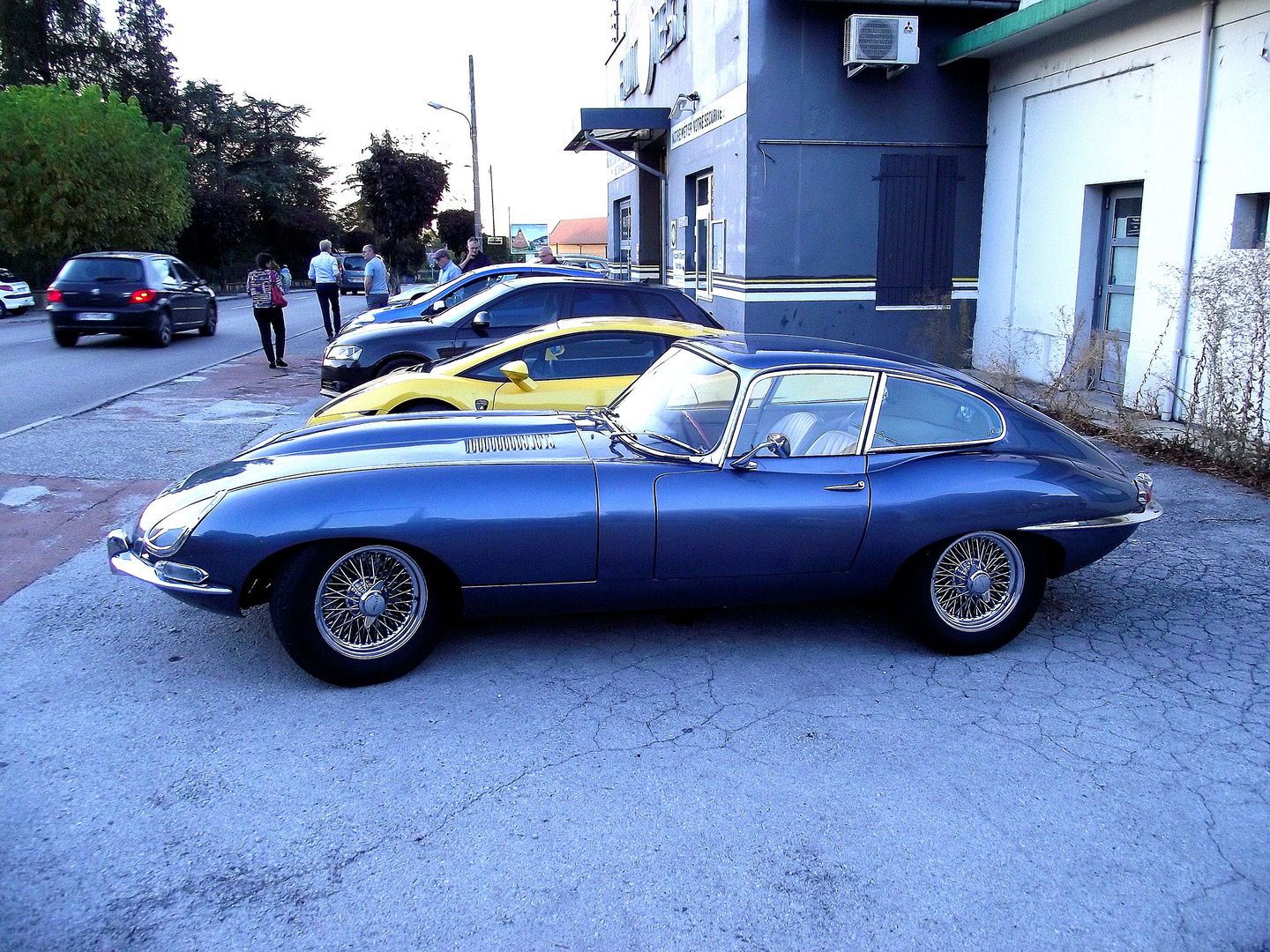 JAGUAR TYPE-E