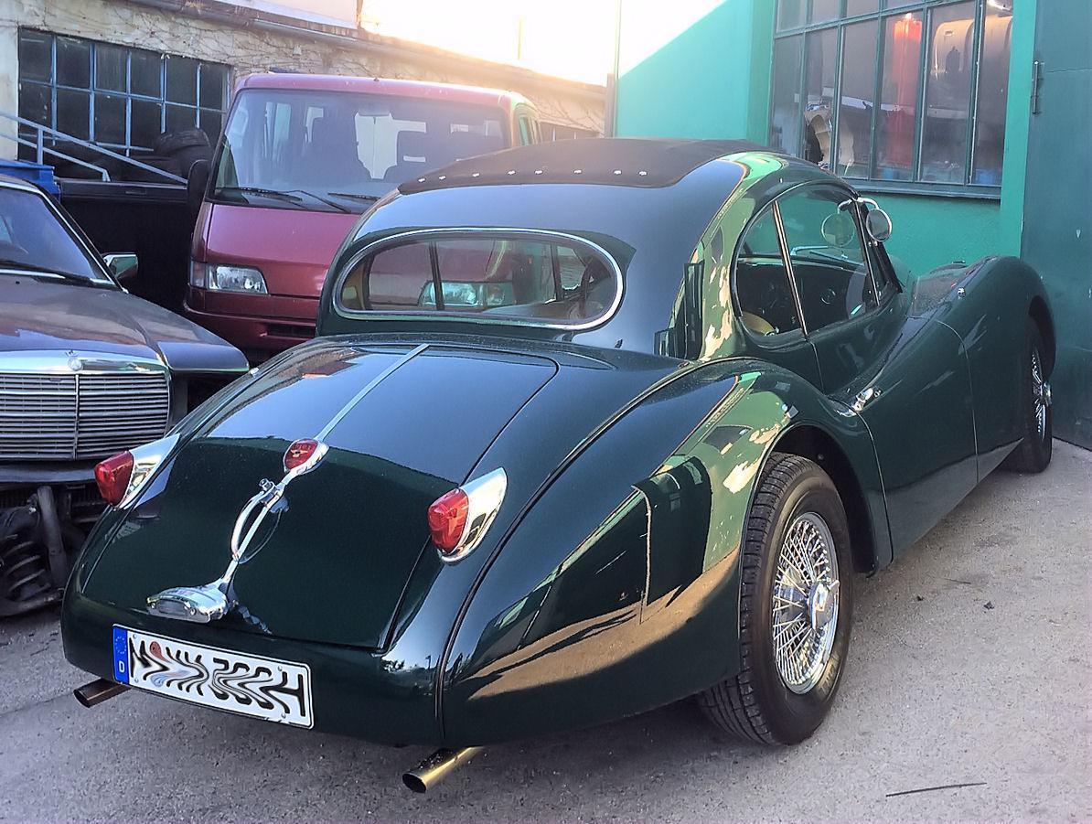 Jaguar XK 120 1951 2