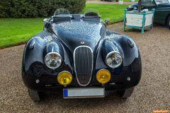 Jaguar XK 120 Competition bei Classic Cars Schwetzingen