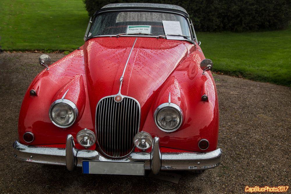 Jaguar XK 150 bei Classic Cars Schwetzingen