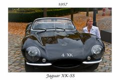 Jaguar XK - SS