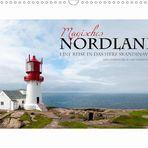 """JAHRESKALENDER """"Magisches Nordland. Eine Reise in das Herz Skandinaviens"""""""