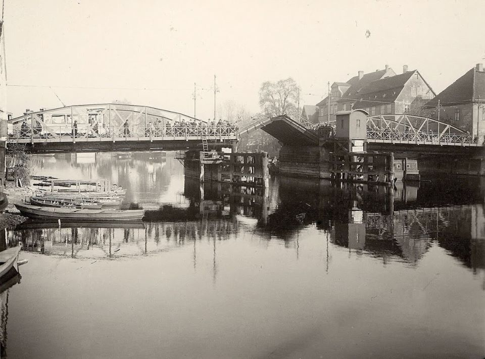 Jahrtausendbrücke in Brandenburg