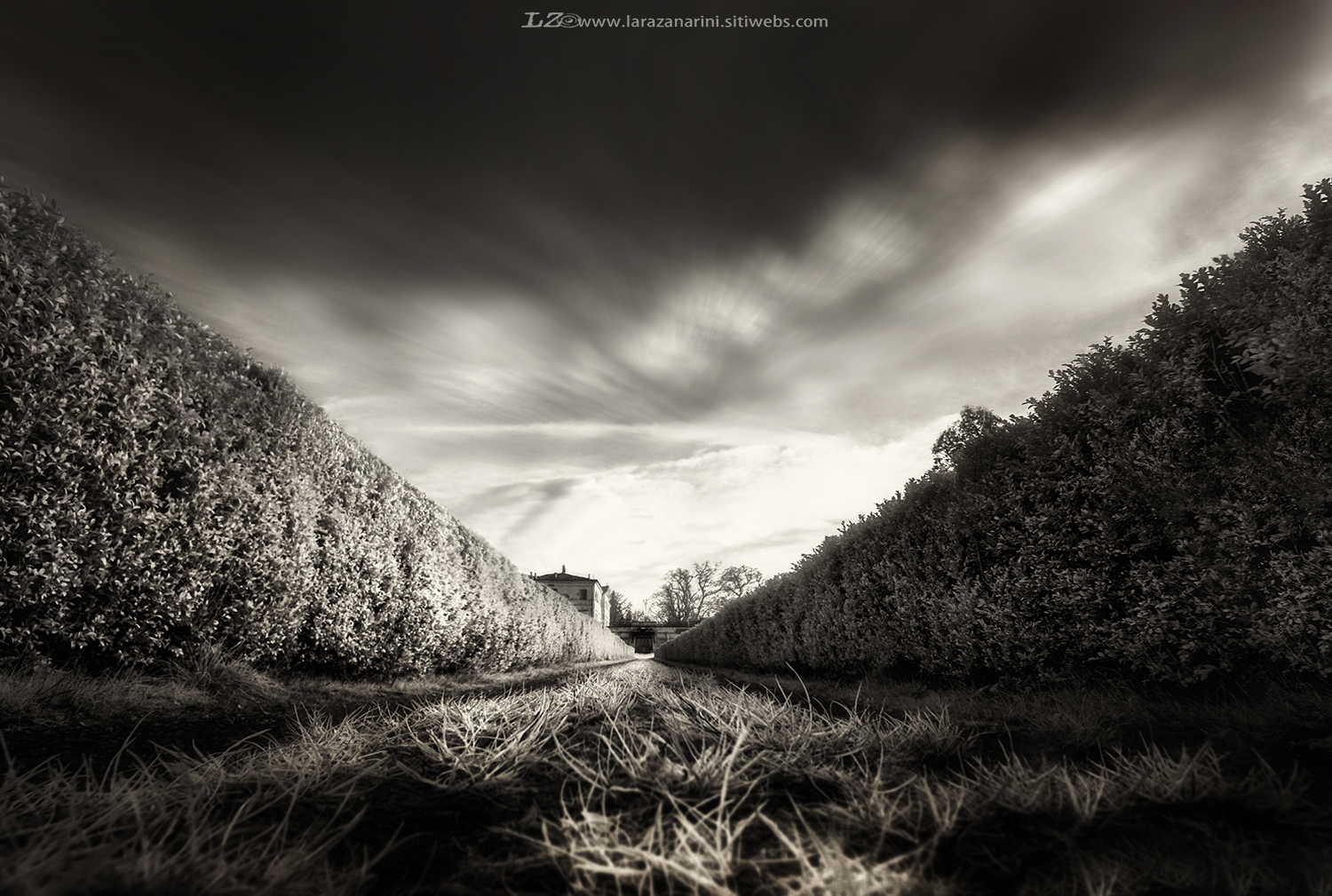 """...j'ai vu le bout du tunnel..."" (Infrared)"