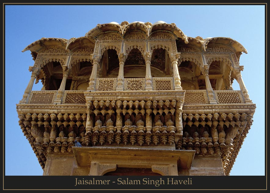 Jaisalmer - Salam Singh Haveli