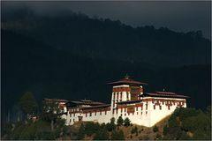 jakar - dzong