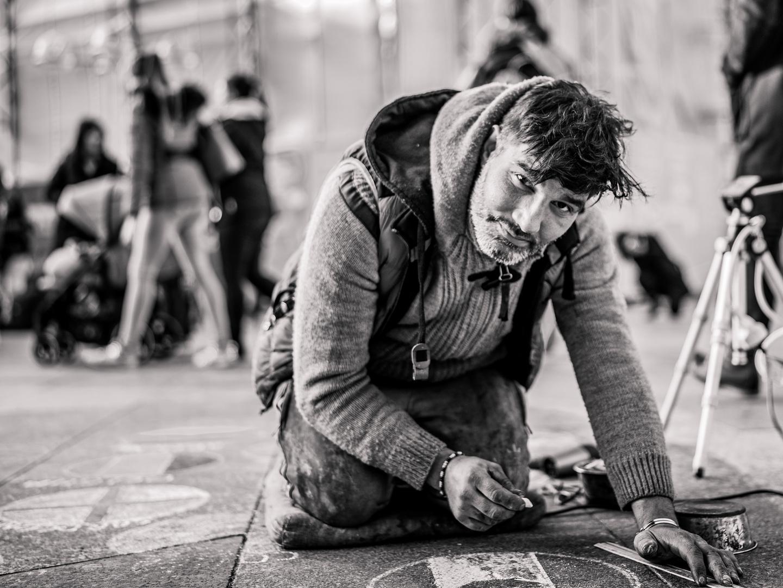 Jakob Straßenkünstler