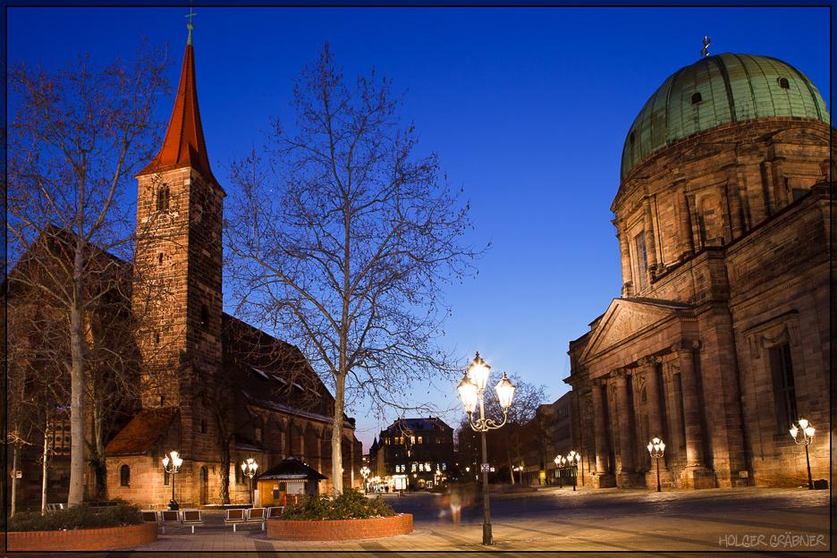 Jakobsplatz Nürnberg