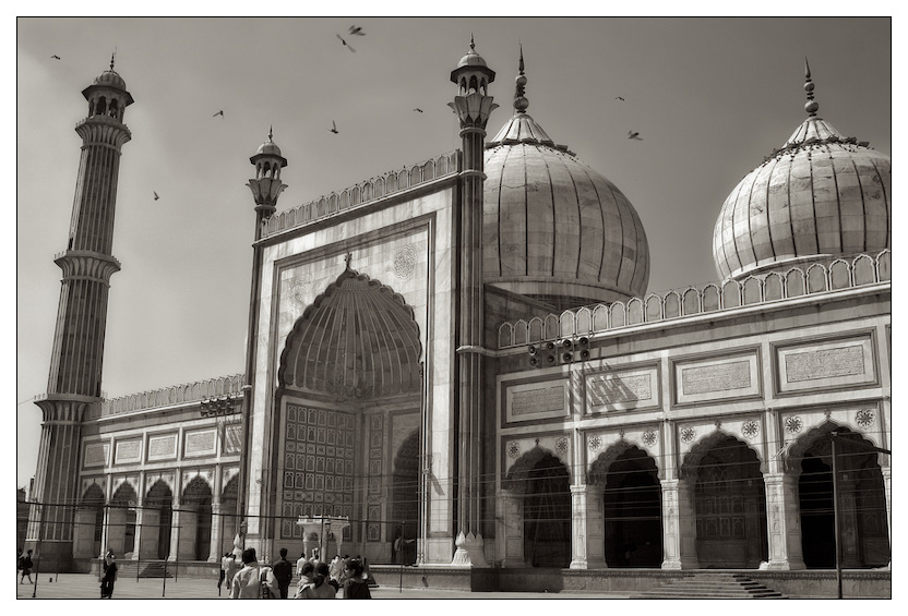 Jama Masjid II.