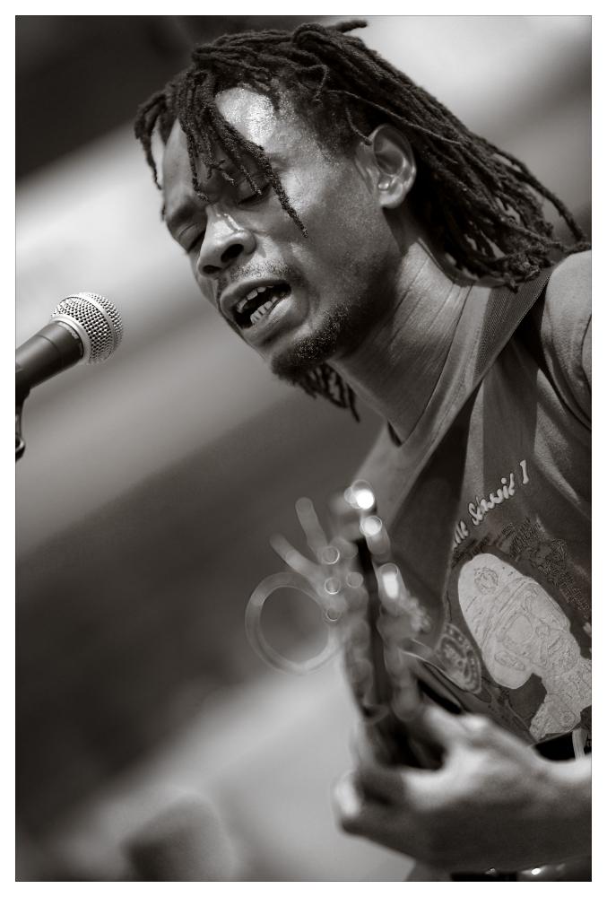 Jamaica Rhythm...