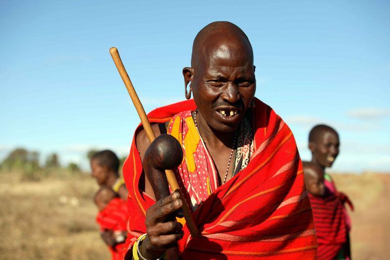 Jambo ??? ...jefe Masai