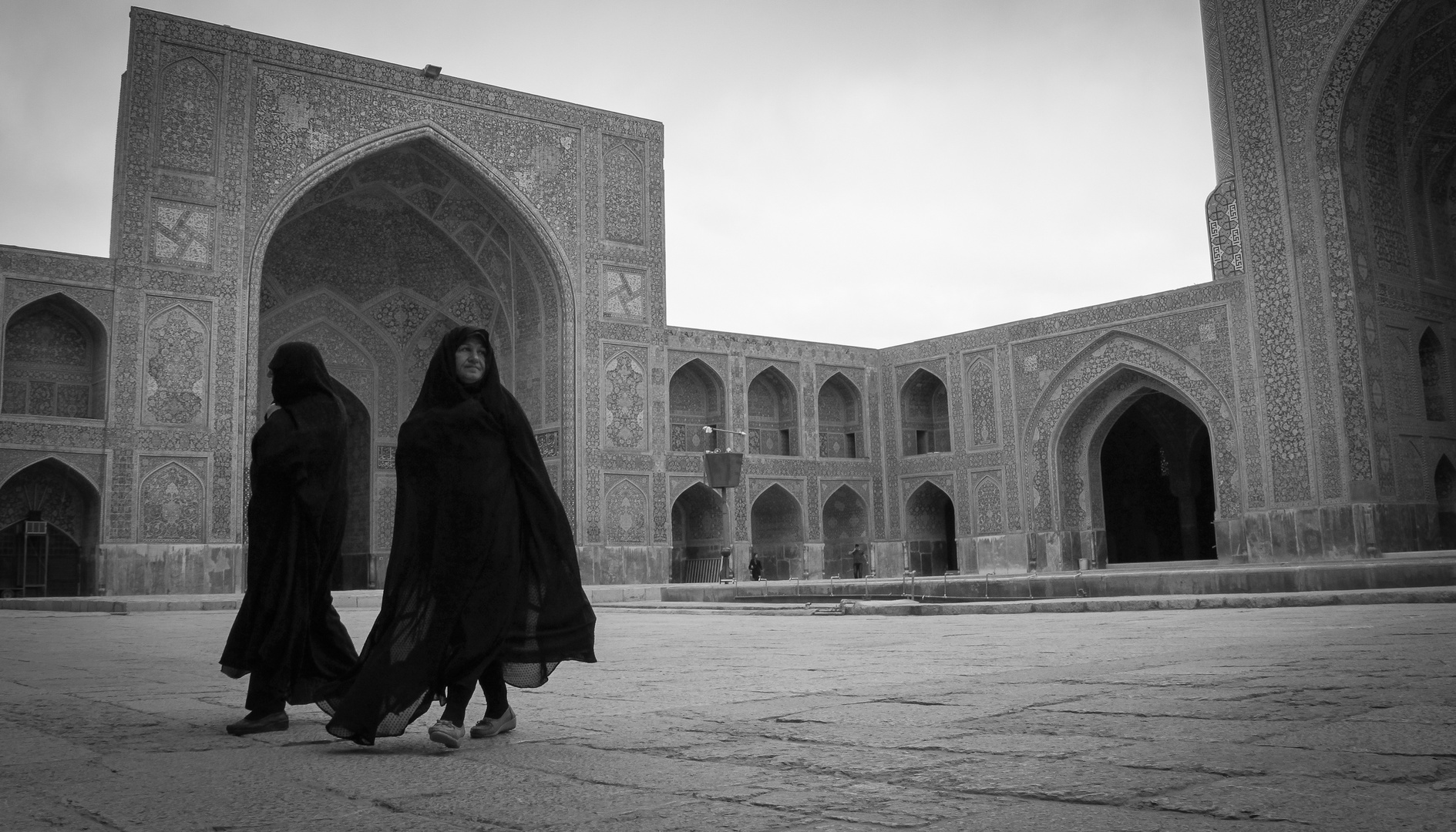 Jameh Moschee Isfahan