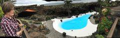 Jameos del Agua, der 'pool'