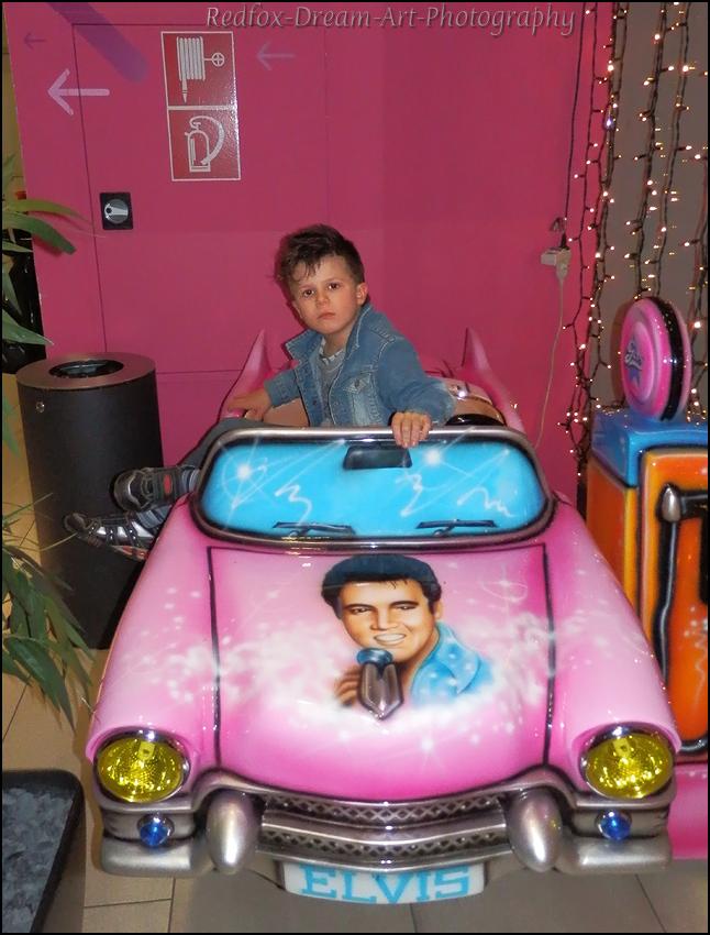 James Dean oder Elvis? ;-)